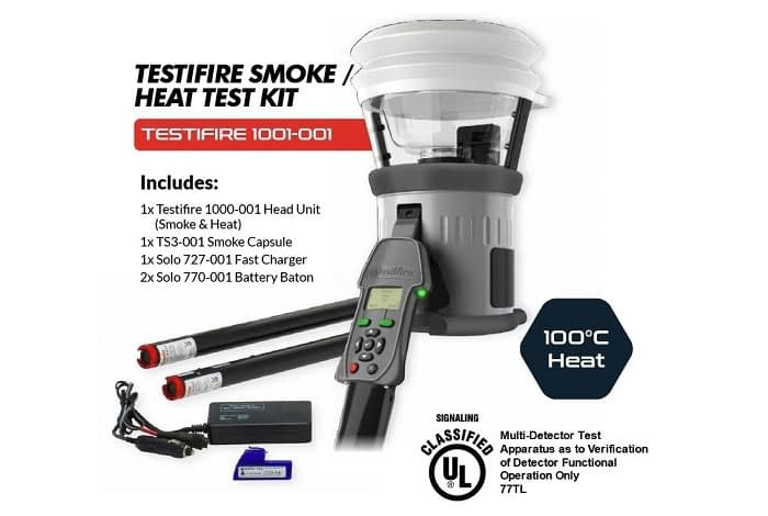 solo-detector-testers-testifire-1001-and-2001-smoke-heat-test-kit